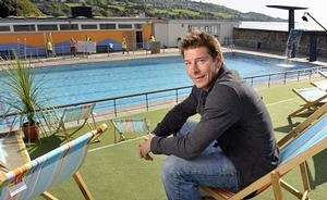 The makeover portishead open air pool portishead open - Open air swimming pool portishead ...